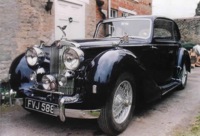 1929 Lea-Francis 12/40 W-Type